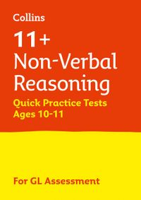 collins-11-practice-11-non-verbal-reasoning-quick-practice-tests-age-10-11-year-6-for-the-2021-gl-assessment-tests