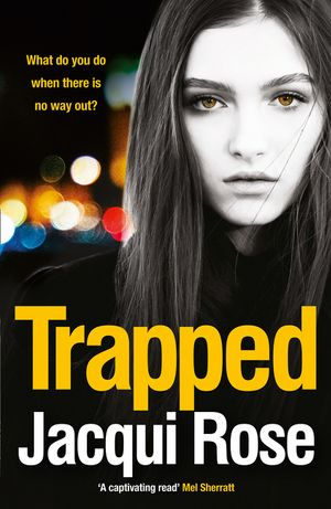 Trapped: The most gripping crime thriller book of the year book image