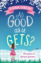 As Good As It Gets? Paperback  by Fiona Gibson