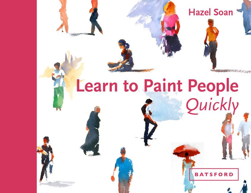 Learn to paint people quickly a practical step by step for Learn to paint with oils for free