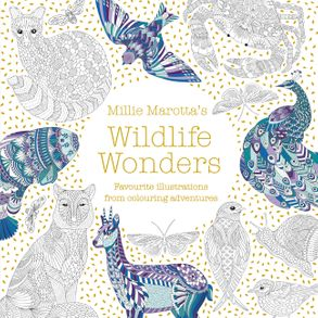 Millie Marottas Wildlife Wonders Favourite Illustrations From