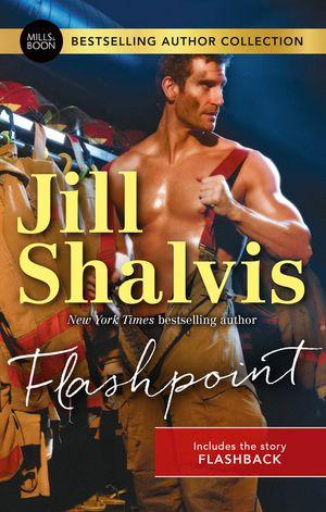 Flashpoint/Flashback book image