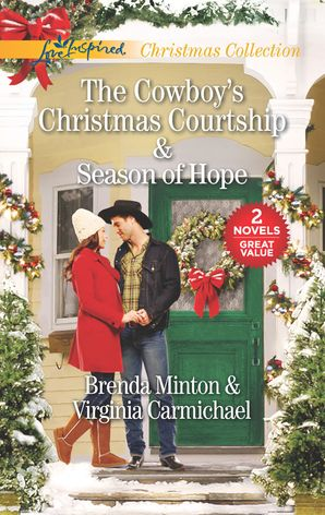 The Cowboy's Christmas Courtship/Season of Hope