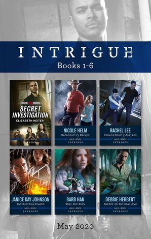 Intrigue Box Set 1-6 May 2020/Secret Investigation/Backcountry Escape/Conard County Justice/The Hunting Season/What She Knew/Murder in eBook  by Janice kay Johnson