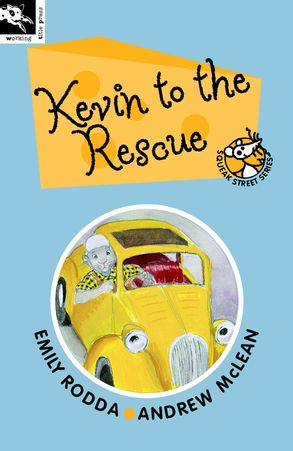 Cover image - Kevin to the Rescue