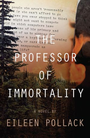 The Professor of Immortality book image