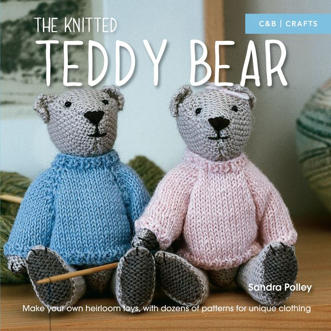 The Knitted Teddy Bear Harpercollins Australia