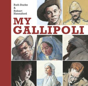 My Gallipoli book image