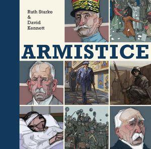Armistice book image