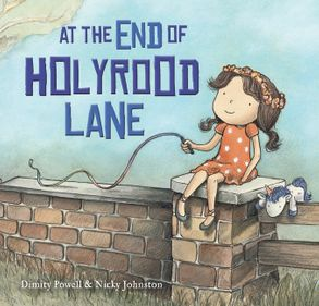 Cover image - At The End Of Holyrood Lane