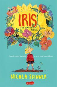 iris-y-las-semillas-magicas-bloom-spanish-edition
