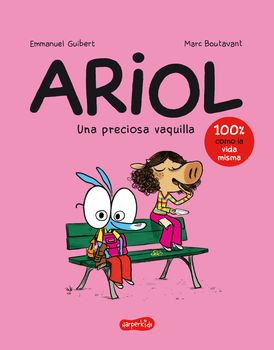 Ariol. Una preciosa vaquilla (A Beautiful Cow - Spanish edition)