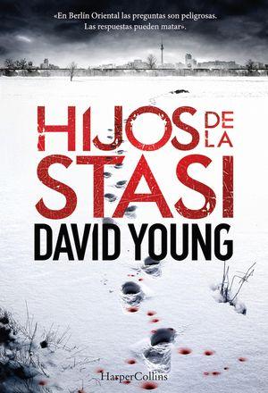 Hijos de la Stasi (Stasi Child - Spanish Edition) book image