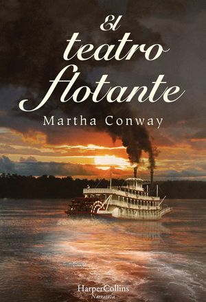 El teatro flotante (The Floating Theater - Spanish Edition) book image