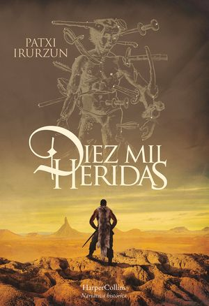 Diez mil heridas (Ten Thousand Wounds - Spanish Edition) book image