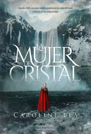 La mujer de cristal (The Glass Woman - Spanish Edition) book image