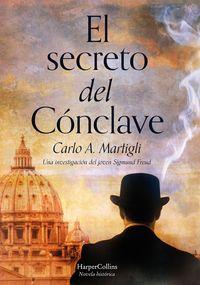 el-secreto-del-conclave-the-secret-of-the-conclave-spanish-edition