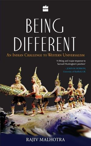 Being Different : An Different Challenge To Western Universalism book image