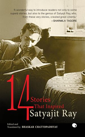14 : Stories That Inspired Satyajit Ray book image