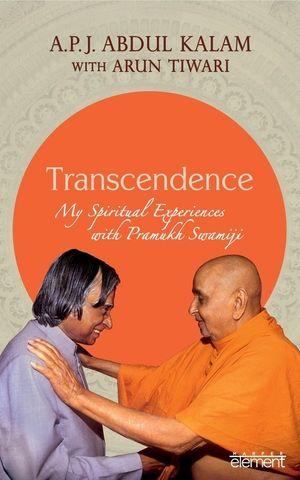 Transcendence: My Spiritual Experiences with Pramukh Swamiji book image