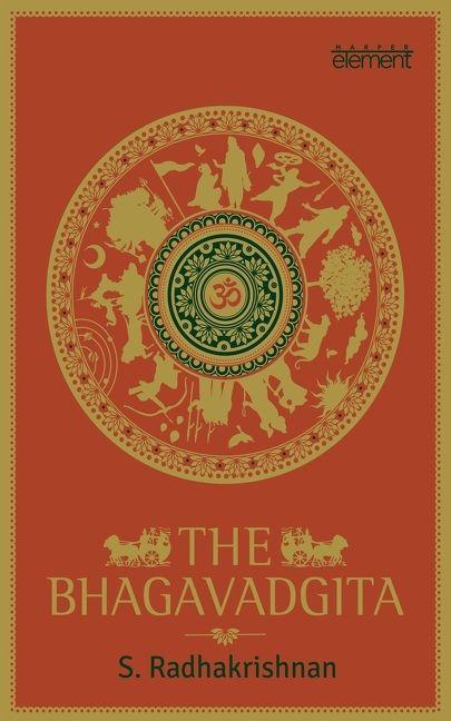 The Bhagavadgita - S  Radhakrishnan - Hardcover