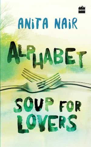 Alphabet Soup for Lovers book image