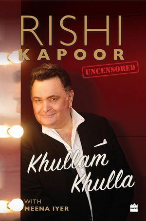 Khullam Khulla: Rishi Kapoor Uncensored book image