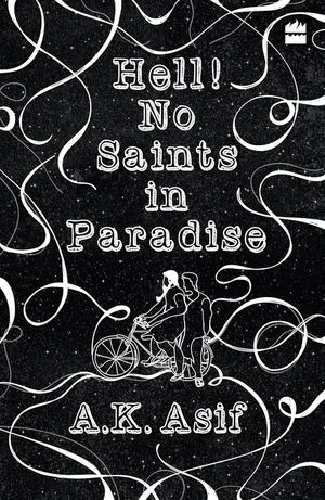 Hell! No Saints in Paradise book image