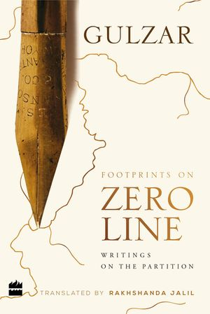 Footprints on Zero Line: Writings on the Partition book image