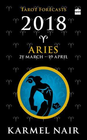 Aries Tarot Forecasts 2018 book image