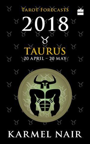 Taurus Tarot Forecasts 2018 book image