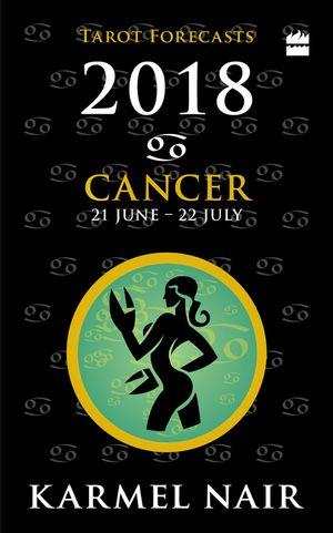 Cancer Tarot Forecasts 2018 book image