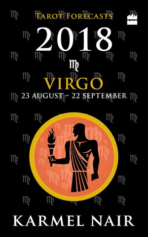 Virgo Tarot Forecasts 2018 book image
