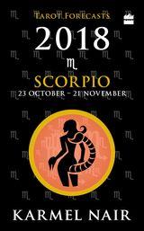 Scorpio Tarot Forecasts 2018
