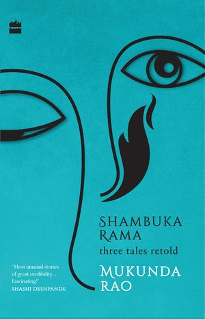 Shambuka Rama: Three Tales Retold book image