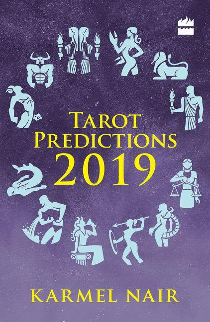 Tarot Predictions 2019 - Karmel Nair - Paperback