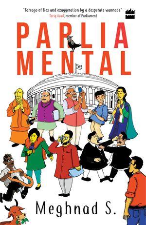 Parliamental book image