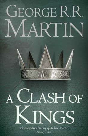 Cover image - A Clash of Kings