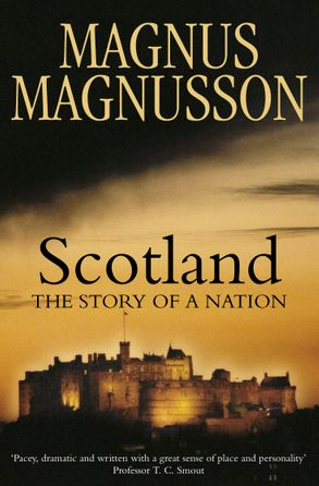 Cover image - Scotland: The Story of a Nation