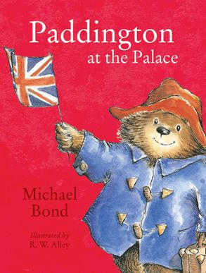 Cover image - Paddington at the Palace