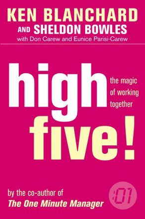 Cover image - One Minute Manager: High Five The Team Building Book for the 21st Century