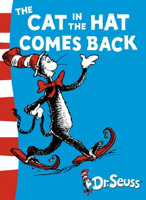 Cover image - The Cat in the Hat Comes Back