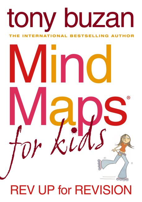 Mind Maps For Kids: Rev Up For Revision :HarperCollins Australia