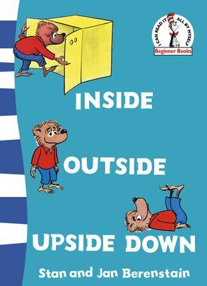 Cover image - Inside Outside Upside Down