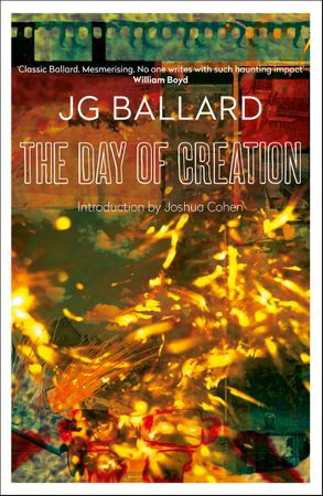 Cover image - The Day of Creation