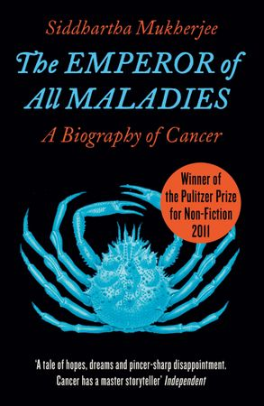 Cover image - The Emperor of All Maladies