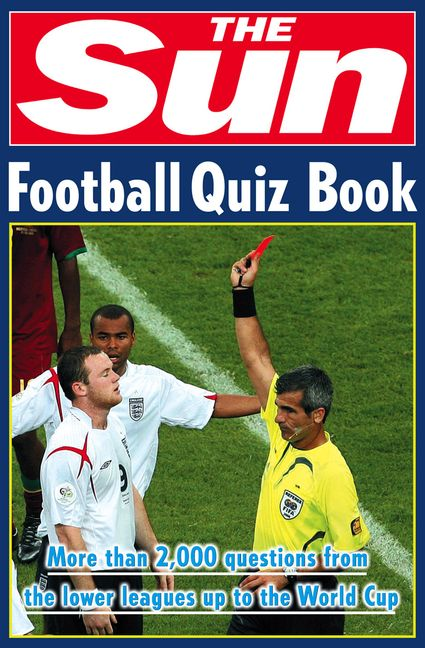The Sun Football Quiz Book Harpercollins Australia