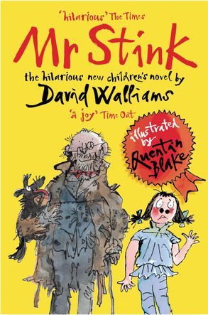 Cover image - Mr Stink
