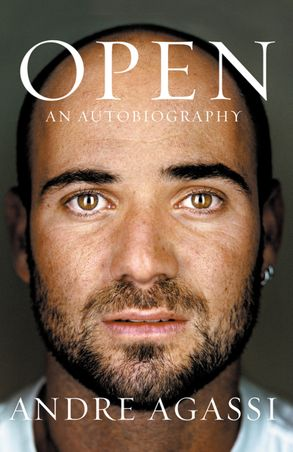 Cover image - Open: An Autobiography