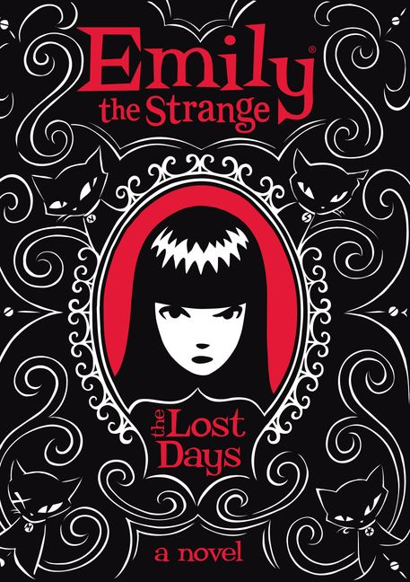 The Lost Days (Emily the Strange, Book 1)
